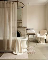 smart inspiration luxury shower curtains gray lace polyester
