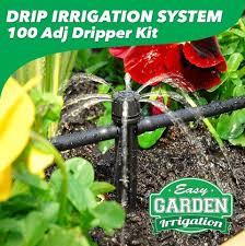 garden irrigation system. Unique System Drip Irrigation Systems  System 100 Adjustable Dripper For Garden R