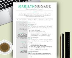 Modern Resume Templates Free Word Free Free Printable Creative Resume Templates Microsoft Word Download