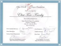 teaching experience elisatorofranky elisa taught ballet clases at dardo galleto studios in 2014