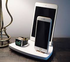 Also can charge xiaomi airdots. Nytstnd Trio 1 Dock Charging Station For Iphone Ipad By Nytstnd Iphone Accessories Apple Watch Accessories Apple Watch