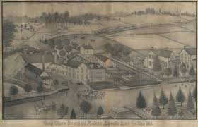 """File:""""George Dilger's Brewery and Residence, Louisville, Ohio 1885 ..."""