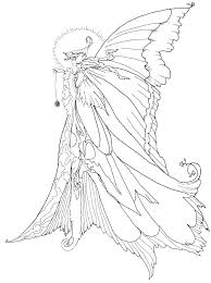 Printable Colouring Pages Of Fairies Coloring Pages Fairy Tales
