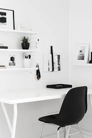 stunning office desk decor 22. Perfect Decor Decoration White Minimalist Desk Property London Modern Design Home Office  Computer For 1 From On Stunning Decor 22 I