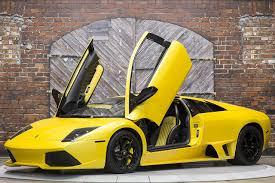 2007 Lamborghini Murcielago LP640 Coupe E-Gear