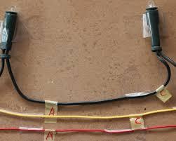 diy christmas lights modify convert a 120vac set of led channel 2 leds 6 10 21 25 36 40 channel 3 leds 11 15 26 30 41 45