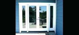patio door screens retractable retractable screen doors screens for french best patio with door installation