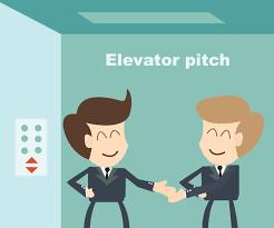 Elavator Speech Pitching Oneself Elevator Speeches Blogs