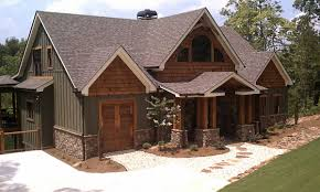 rustic house plan asheville mountain