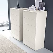 bedroom chest of drawers white ukardleigh wide tall white dresser14
