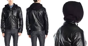 mens faux leather moto jacket lucky brand faux leather jacket