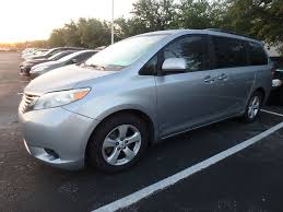 2011 Used Toyota Sienna at Central Florida Toyota Serving Orlando ...