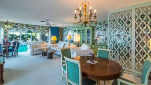 1970S Interior Design Custom PHOTOS Love The 488s 4848 Million Sarasota Home Includes 488s