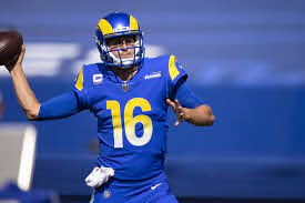 Forced to step up, Jared Goff delivered ...