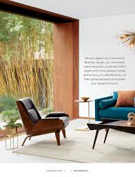 a taking a page from mid century brazilian design our new pieces marry