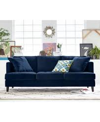 Swan Fabric Sofa Collection Furniture Macy s