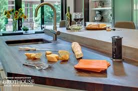 wenge countertop for a kitchen island in ny