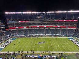 Lincoln Financial Field Section 225 Home Of Philadelphia