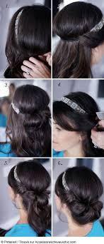 Tuto Coiffure Cheveux Court Coiffure Simple Cheveux Court