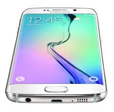 samsung galaxy s6 edge white. amazon.com: samsung galaxy s6 edge, white pearl 64gb (at\u0026t): cell phones \u0026 accessories edge l