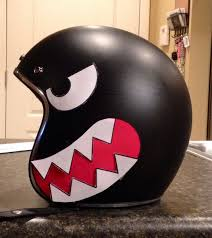 r harley thought you guys might like my new helmet design gaming