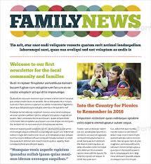 family newsletter family newsletter template microsoft word asian food near me