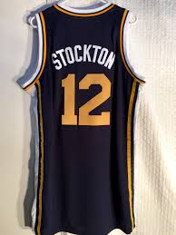 Nba Swingman Size Chart Details About Adidas Swingman Nba Jersey Utah Jazz John Stockton Navy Sz 2x