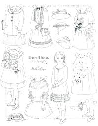 Clothes Template Paper Doll Clothing Template Irescue Club