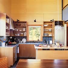 Cabin Kitchen Washington Cabin Kitchen Inspiring Small Homes Sunset