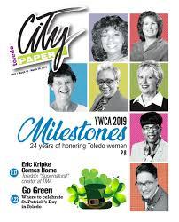 March 13 2019 Toledo City Paper By Adams Street