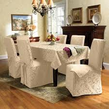luxurious dining room chair covers for luxury home design ideas with delightful wood floor design and third