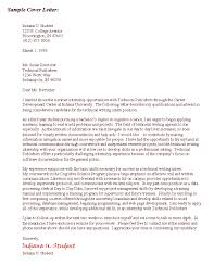 Sample Cover Letter For Admissions Counselor Image Collections ...