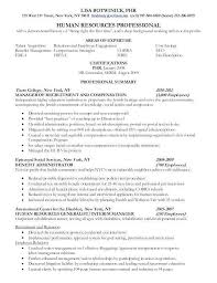Human Resources Generalist Resume Luxury Cover Letter For Hr Cool Hr Generalist Resume