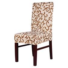 dining of stretch stretch parson chair slipcovers flower printing textured couch spendex stretch sofa cover big of stretch parson post