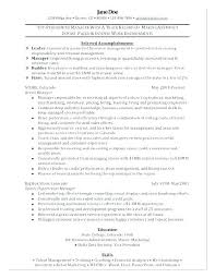 Department Store Manager Resumes Sample Resume For Retail Customer Experience Retail Manager Resume