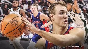 Luke Kennard reacts to Suns trade rumors