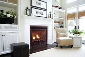 built ins around fireplace ideas white built ins around fireplace with cathedral ceiling google search fireplace