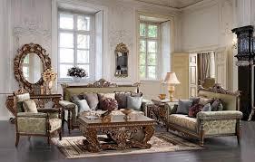 Luxury Living Rooms Furniture Best Decoration