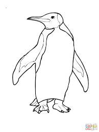 Small Picture Penguins coloring pages Free Coloring Pages
