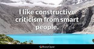Criticism Quotes BrainyQuote Adorable Criticism Quotes