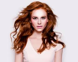 stunning blonde brown and red hair colors
