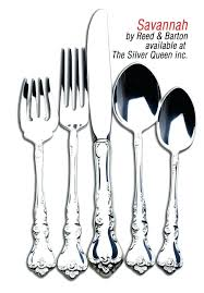 Reed And Barton Stainless Flatware Discontinued Patterns Delectable Excellent Reed And Barton Flatware Meupalanque