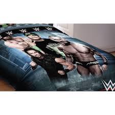 new wwe wrestling comforter industrial strength wrestlers john cena bedding