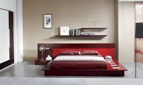 modern platform bedroom sets. Modern Contemporary Platform Bedroom Sets E