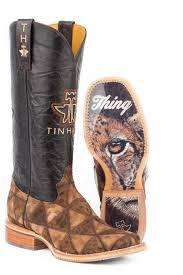 Tin Haul Ladies Wild Thing Cowboy Boots