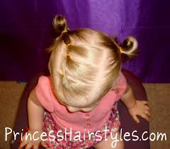 Pigtails Hair Style toddler hairstyles elastic braid pigtails youtube 6957 by stevesalt.us