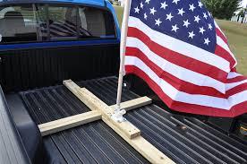 Flag Mount For Truck Bed 28 Images 25 Pvc Flag Stand, Flag Holder ...