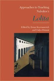 approaches to teaching nabokov s lolita modern language association approaches to teaching nabokov s lolita cover