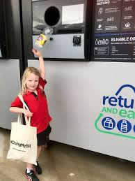 Reverse Vending Machine Australia Simple First Day Of NSW Container Deposit Scheme And Residents Already Want
