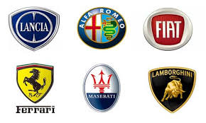 Italian Logos Italian Car Brands Names List And Logos Of Italian Cars